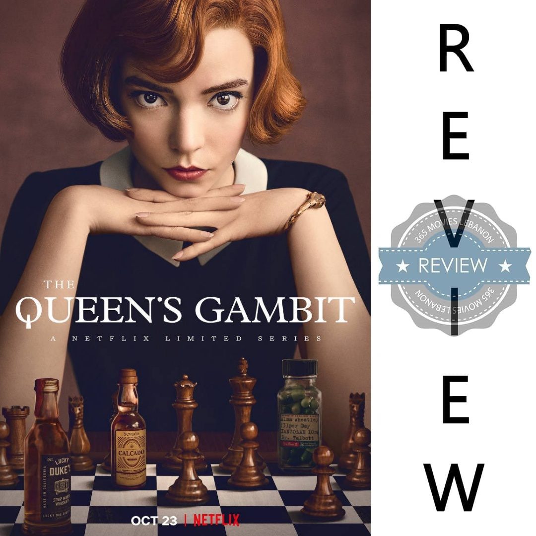 Netflix The Queen's Gambit by Scott Frank series review