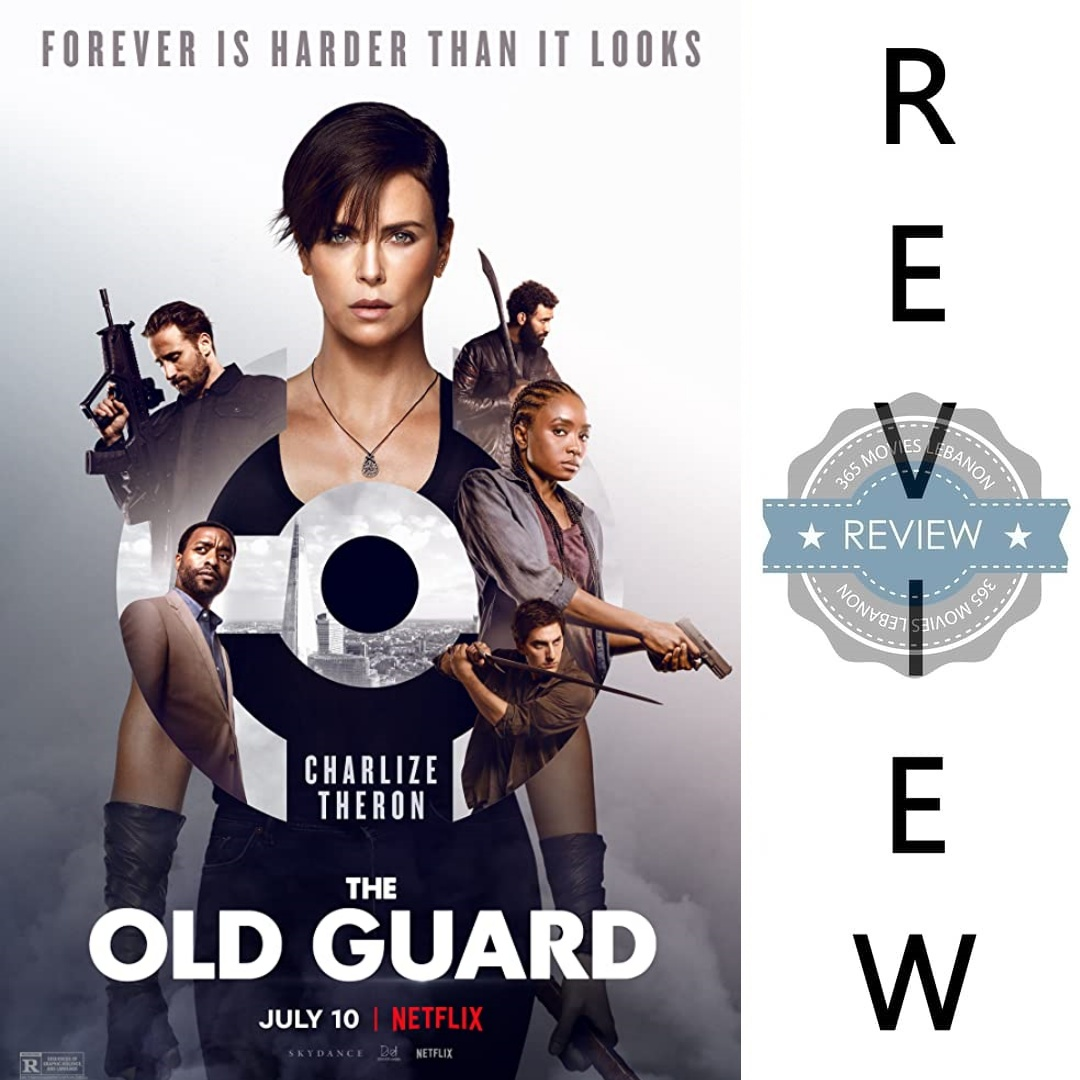 LIFF - Netflix The Old Guard Film review