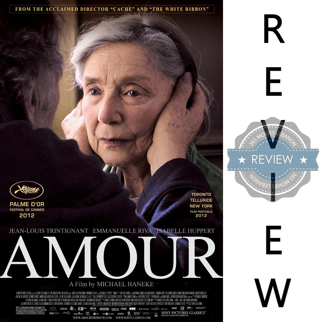 LIFF - Amour by Michael Haneke film review