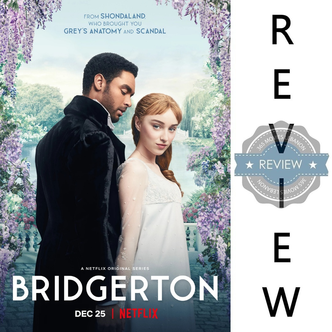 Bridgerton Netflix series by Chris Van Dusen Review